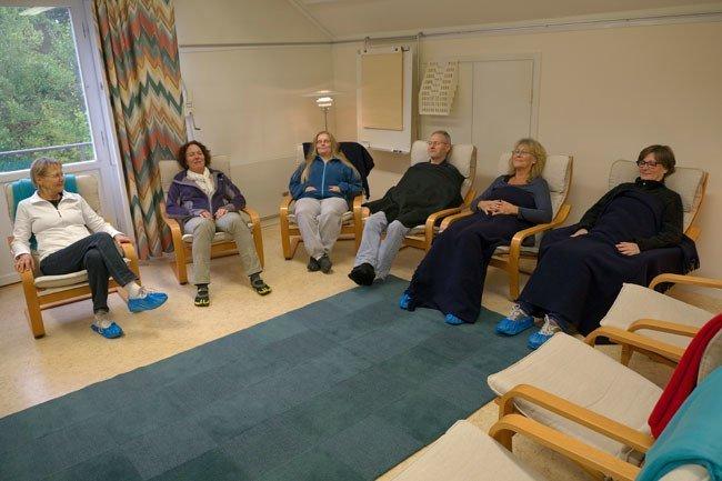 rehabiliterande smärta patienten