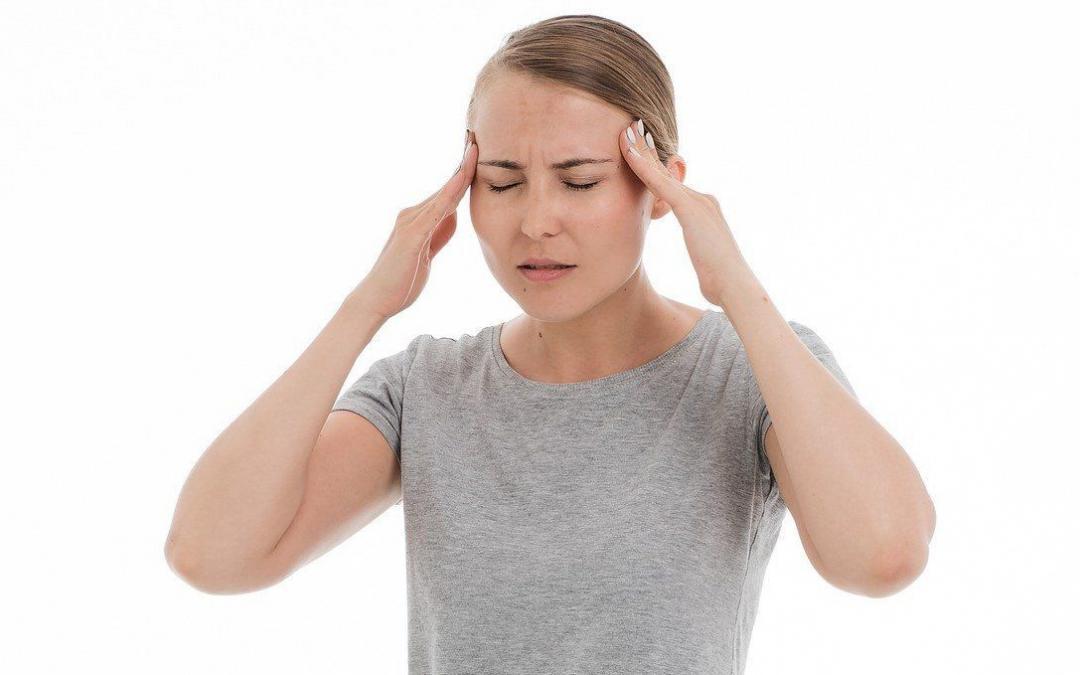 långvarig spänningshuvudvärk