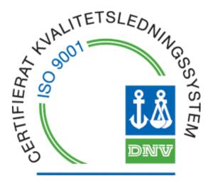 ISO-certifierat rehabiliteringscenter | Rygginstitutet